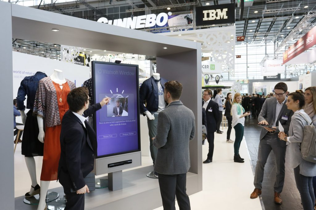 EuroShop 2017 Rückblick, Digital Retail, Digital Innovation, Ladenbau, Shopfitting