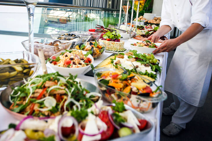 Messe Catering