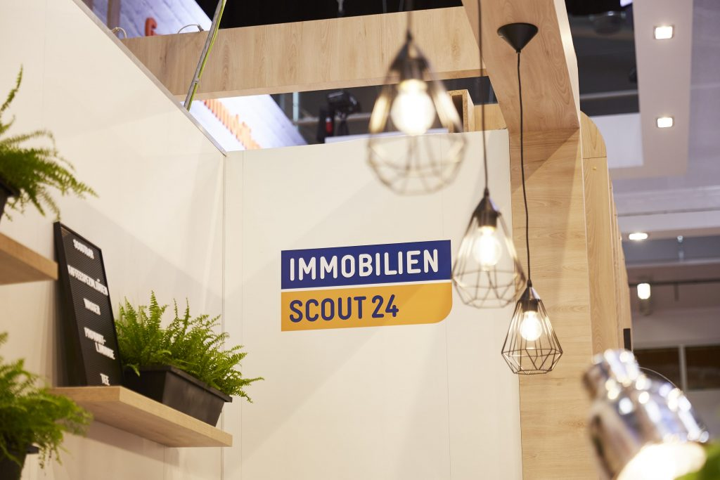 Immobilienscout24 auf der Expo Real