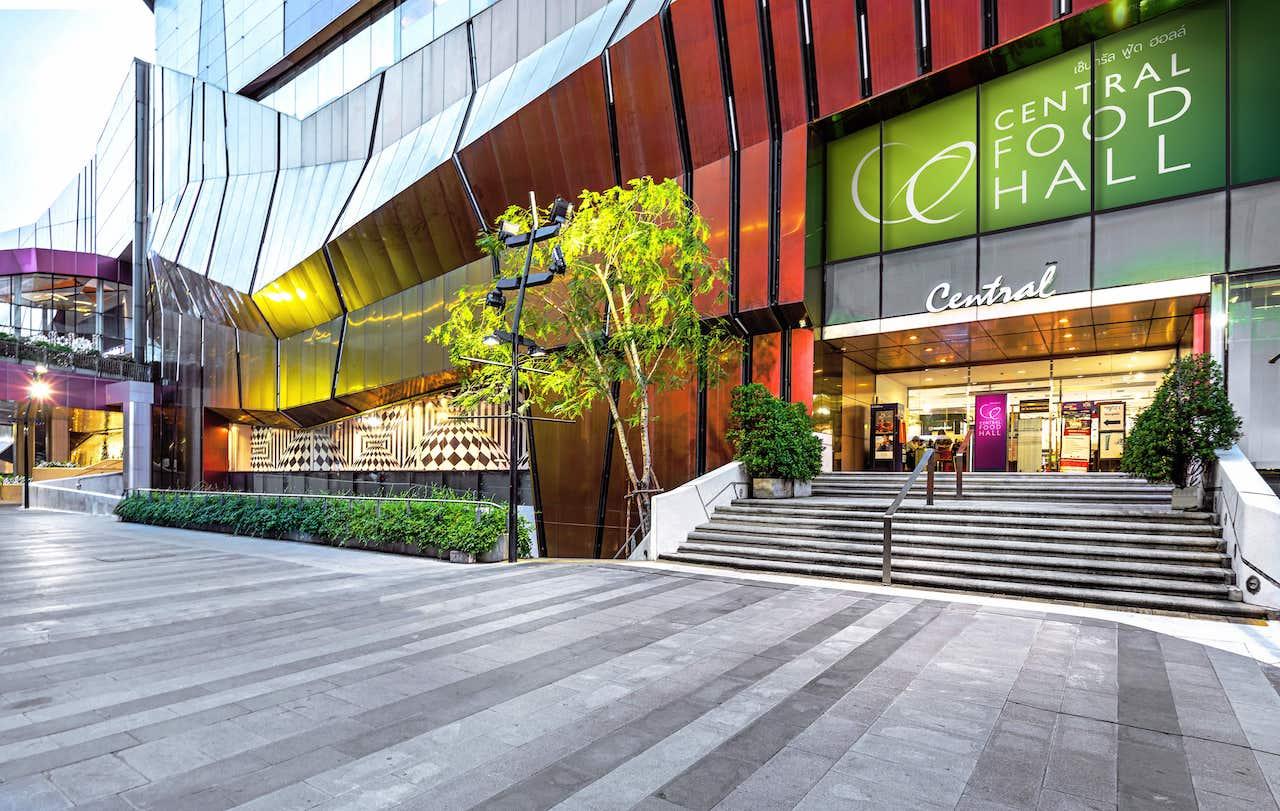 Eröffnung der Central Food Hall Ladprao in Bangkok