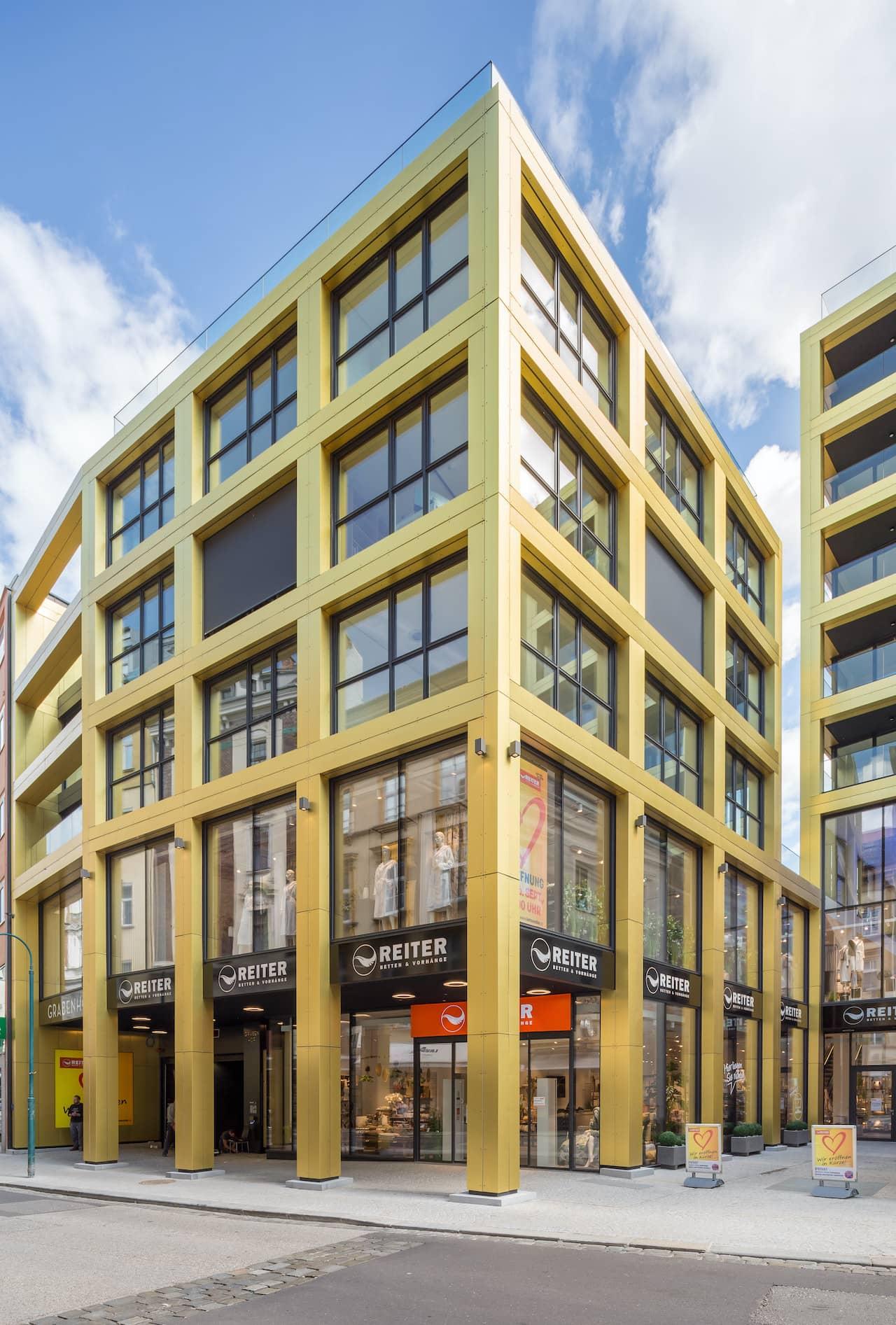 Betten Reiter: Linzer Flagship-Store eröffnet