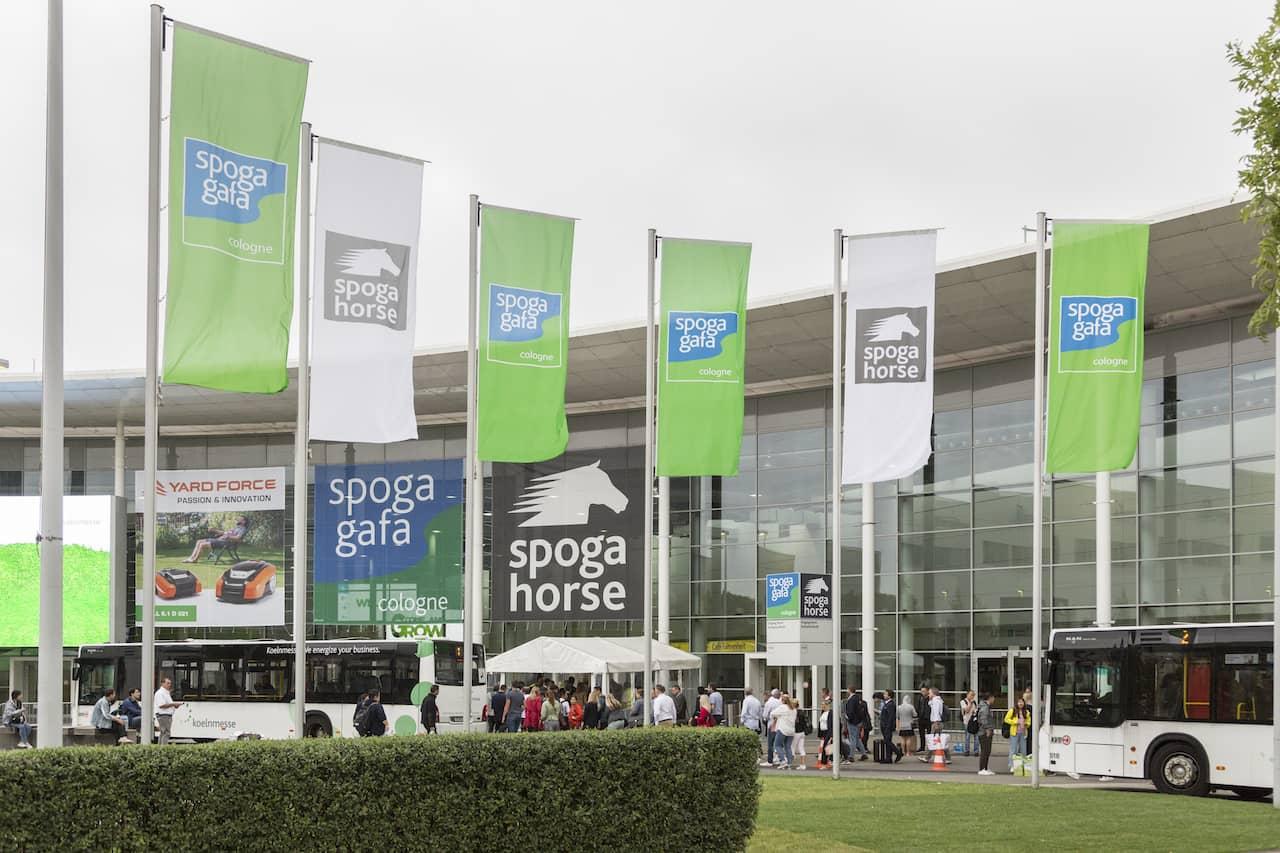 spoga+gafa 2022: Aussteller vergrößern ihre Flächen