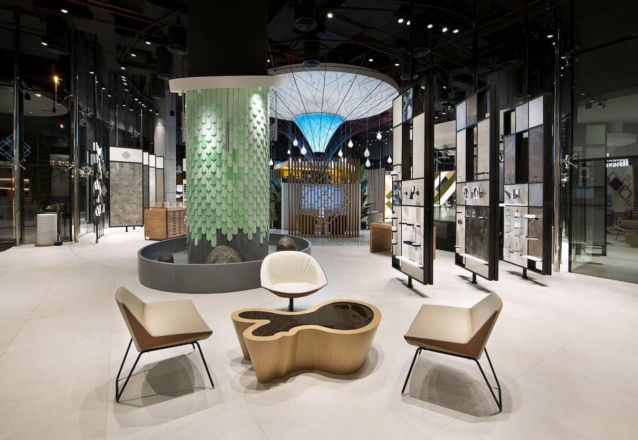 Flagship Showroom – Sara Group in Dubai