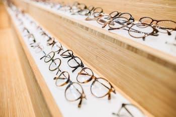 Augenoptiker Ladenbau