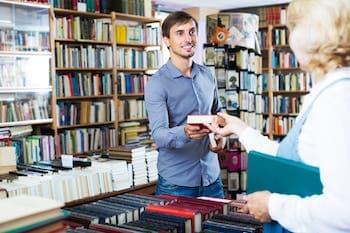 Buchhandel Ladenbau
