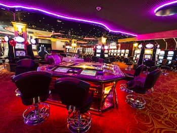 Casino Ladenbau