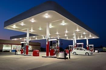 Tankstelle Ladenbau