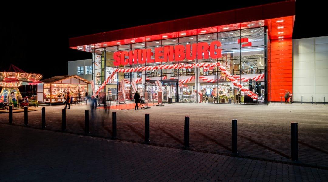 Ladenbau Projekt in Wentorf bei Hamburg