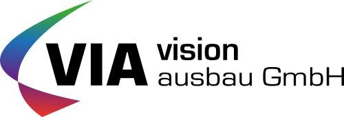 Vision Ausbau GmbH  Logo für Ladenbau